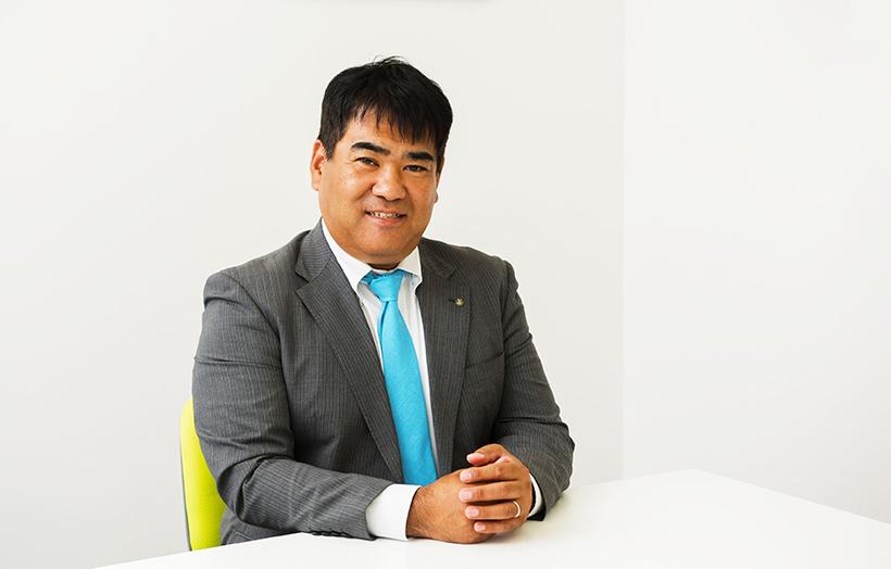 代表取締役会長 髙島一郎